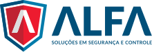 Alfa Segurança Logotipo